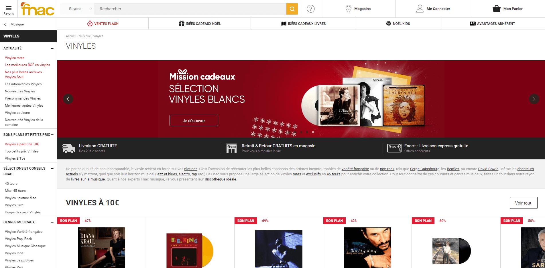 Où Acheter Des Vinyles En Ligne ? Mon Top 3 [Comparatif 2021] 6